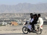 Afghan government bans motorcycles in Kabul