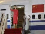 Huawei executive Meng returns to China after 3-yr detention in Canada in bank fraud case