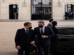 Macron stresses on strategic partnerships to defend Europe better after defence pact with Greece
