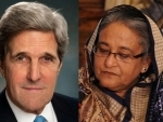 Rohingyas are not only Bangladesh's responsibility: John Kerry