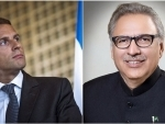 Pakistan President Arif Alvi cautions France against enacting anti-Muslim laws