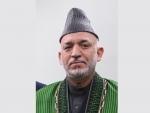 Former Afghan president seeks China's help in improving ties with Pakistan