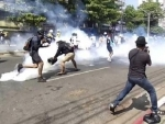 Myanmar: Six journalists charged for coverage of anti-coup protests