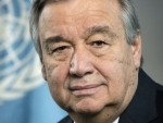 UN Secretary-General 'disturbed' by civilian casualties, destruction of high-rise in Gaza