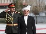 Ashraf Ghani slams Taliban, says the group has no will for 'peace'