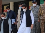 Pakistan PM Imran Khan, armed forces chiefs visit ISI headquarters