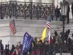 Riot: US Capitol secured, one dead