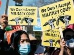 EU, UK expand sanctions on Myanmar military