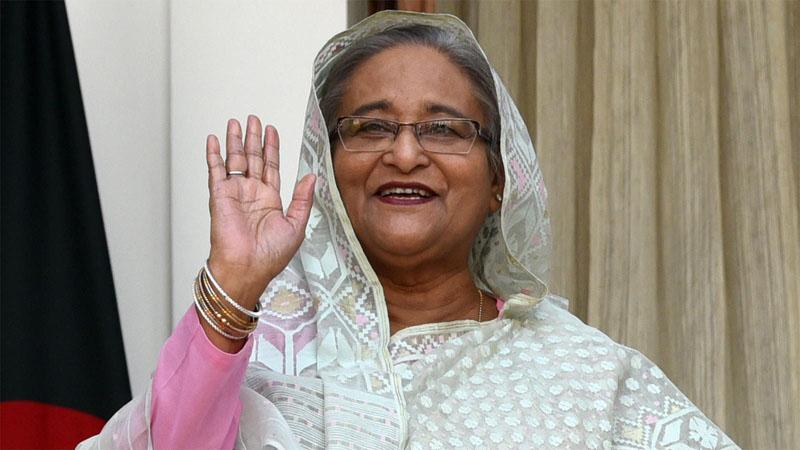 Sheikh Hasina sends mangoes to Pakistan PM Imran Khan