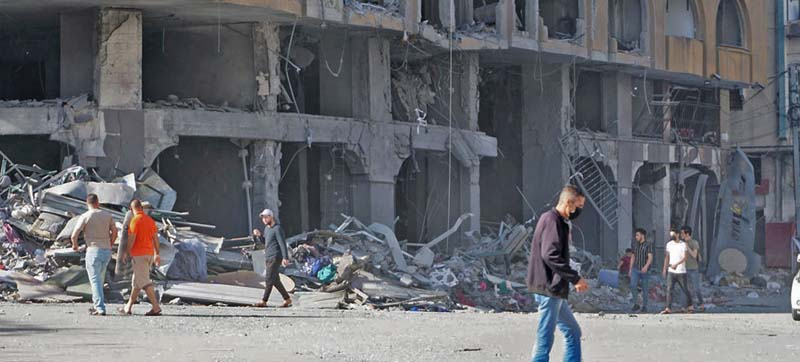 Israel's Canadian supporters hold virtual rally amid continued violence in Gaza