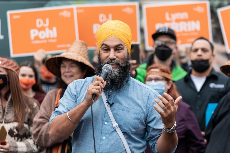 Jagmeet Singh among 18 Indo-Canadians who emerged victorious in Canada snap poll