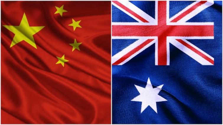 Study finds Australians mistrust Chinese govt