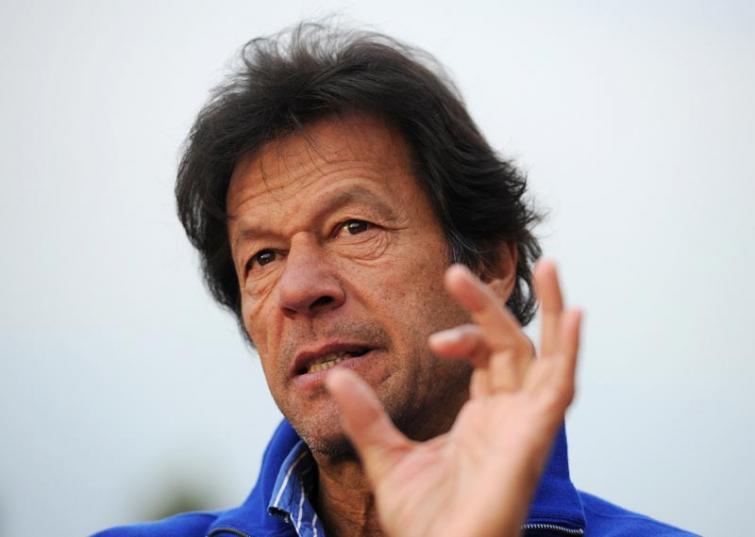 Scantily clad women would have an impact on men: Pakistan PM Imran Khan
