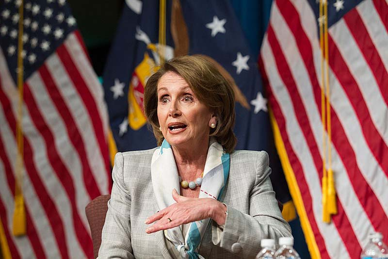 Speaker Nancy Pelosi says US to hold China accountable for human rights abuses