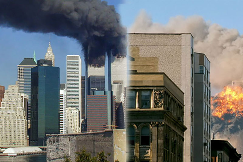 US President Joe Biden calls for unity on 9/11 attack anniversary