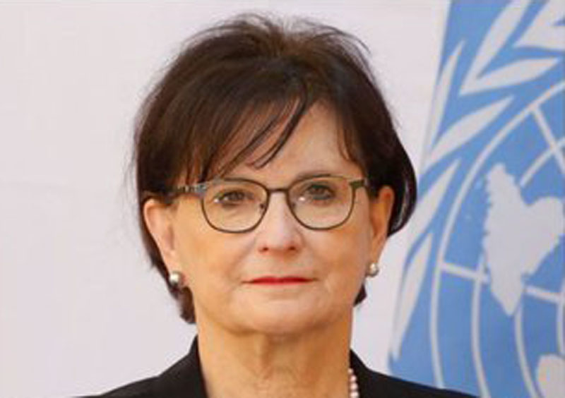 World will not work with Taliban if there is no progress reached in peace talks: Deborah Lyons