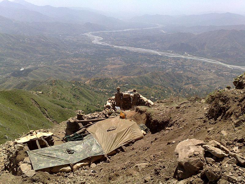Pakistan security forceskill six terrorists during operation