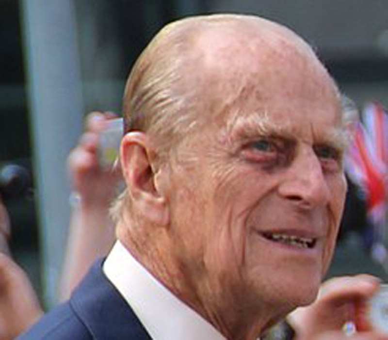 Prince Philip's funeral to take place on Apr 17 : Reports
