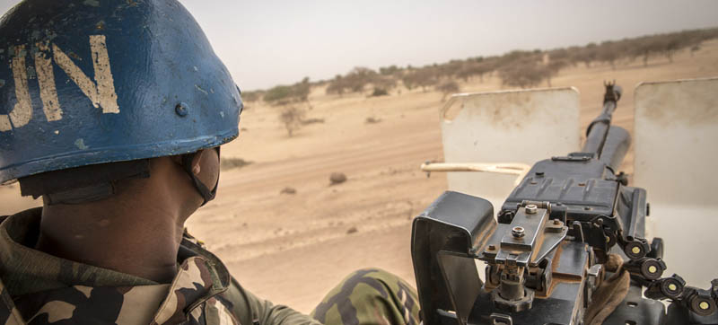 Four UN peacekeepers killed, five wounded in attack in Mali