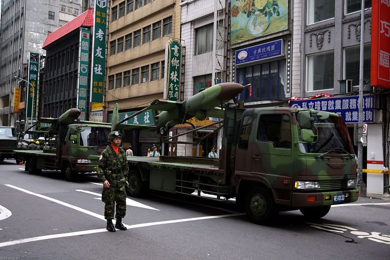 Taiwan is afraid that China is weaponizing 'bacteria bombs'