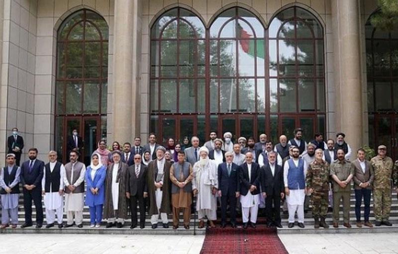 Afghanistan: Ashraf Ghani meets political and jihadi leaders