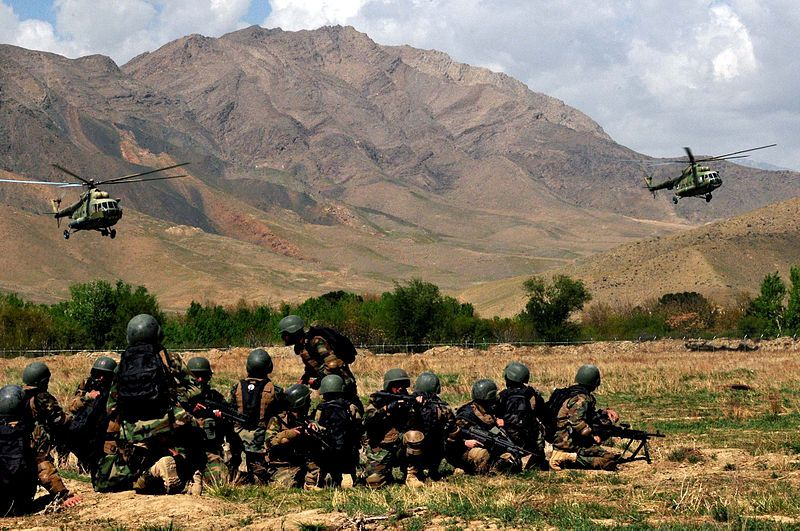 Afghanistan conflict: ANDSF retakes Korakh district