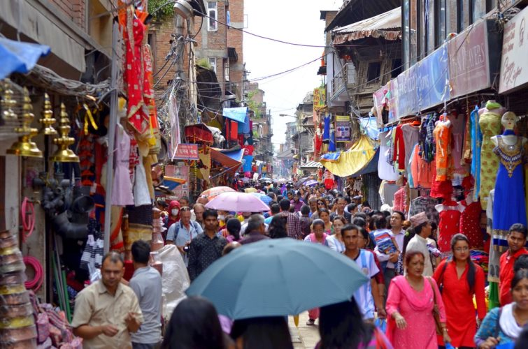 Indian investment falls, Chinese investment rises, in Nepal