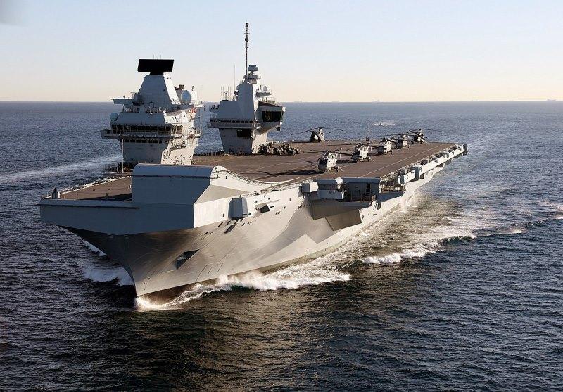 British Royal Navy warships to sail for Black Sea in May amid Ukraine escalation: Reports