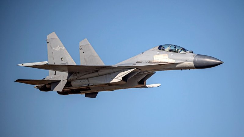Taiwan says 19 Chinese warplanes recently entered its air defence zone