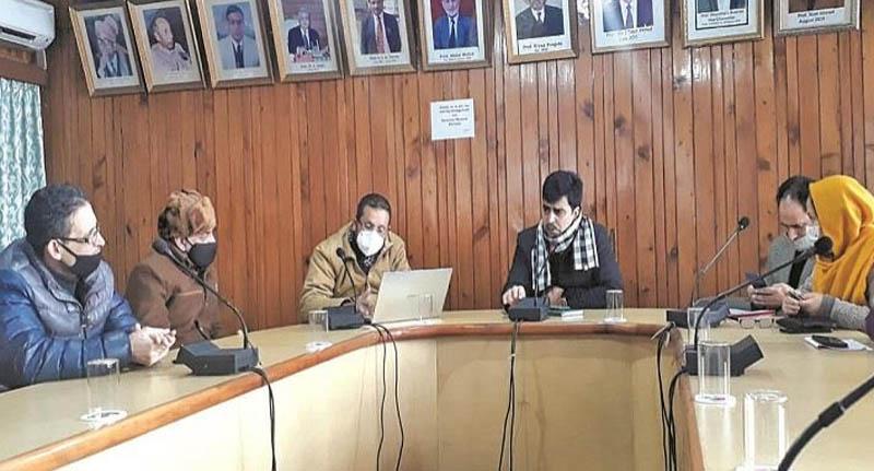 Jammu and Kashmir: 2-day training programme on GeM begins at Kashmir University