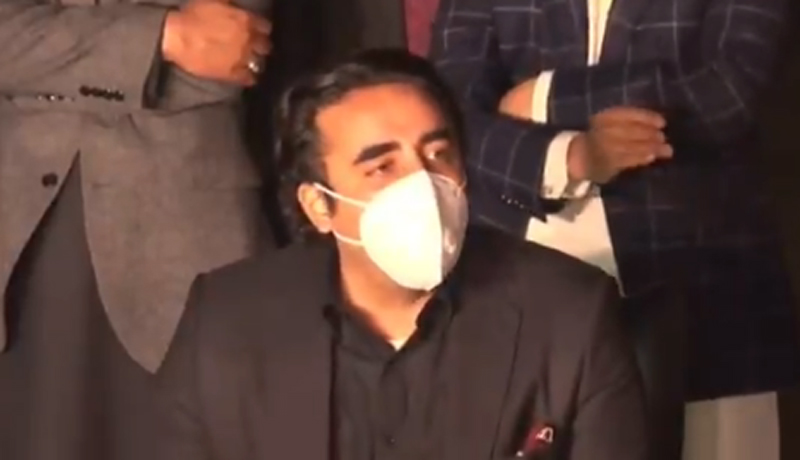 Pakistan is not ready to challenge COVID-19 third wave due to Imran Khan govt's refusal to purchase vaccines for every citizen: Bhutto