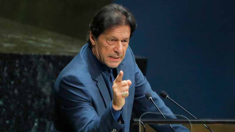 Imran Khan under immense pressure to resign, says PML-N leader