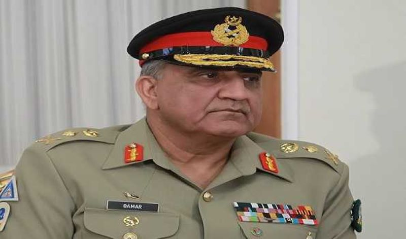 Pakistan Army Chief Bajwa directs military to maintain preparedness along country's borders
