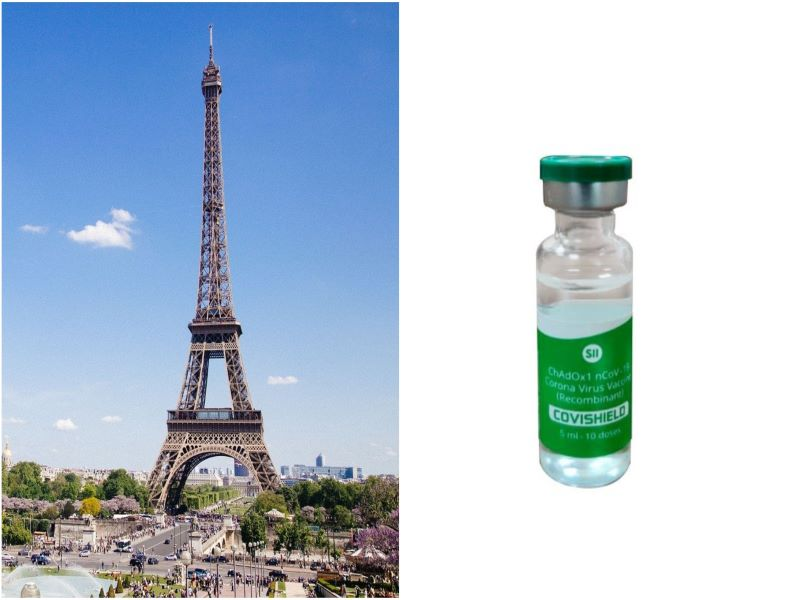 France recognises Covishield for its travel pass