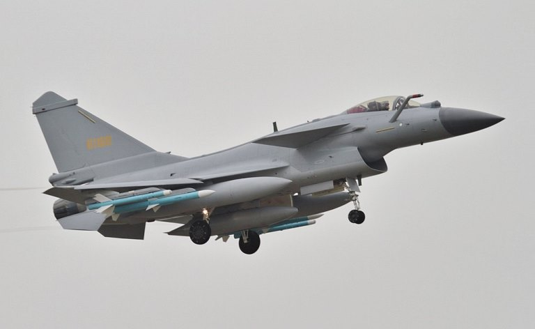 Mounting tension: 7 Chinese warplanes, US aircraft entered Taiwan air defence zone