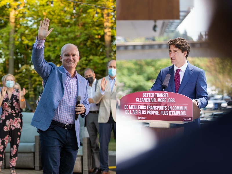 Canada Elections: Trudeau skates on thin ice amid inflation, voter fatigue and Covid-19