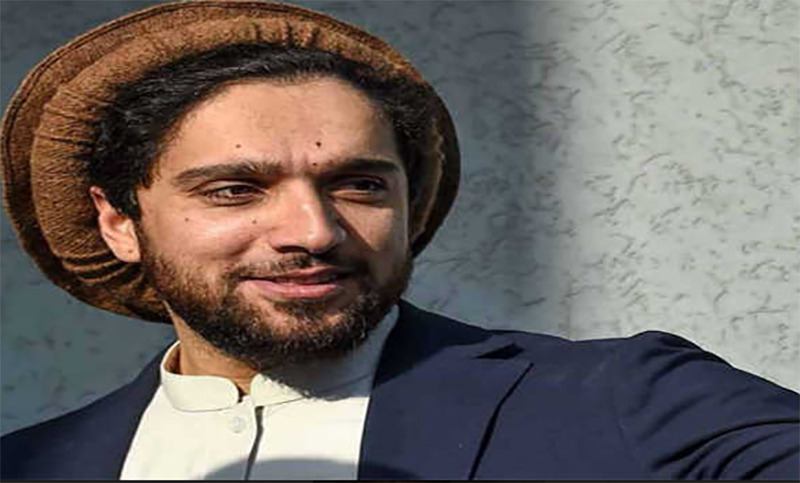 Afghanistan: Ahmad Massoud says he is alive and resistance will continue