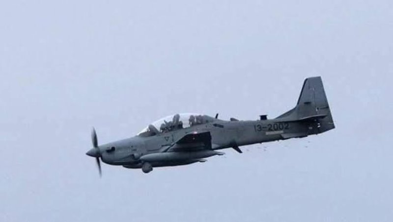 AAF conducts airstrikes close to Helmand, 54 Taliban terrorists killed