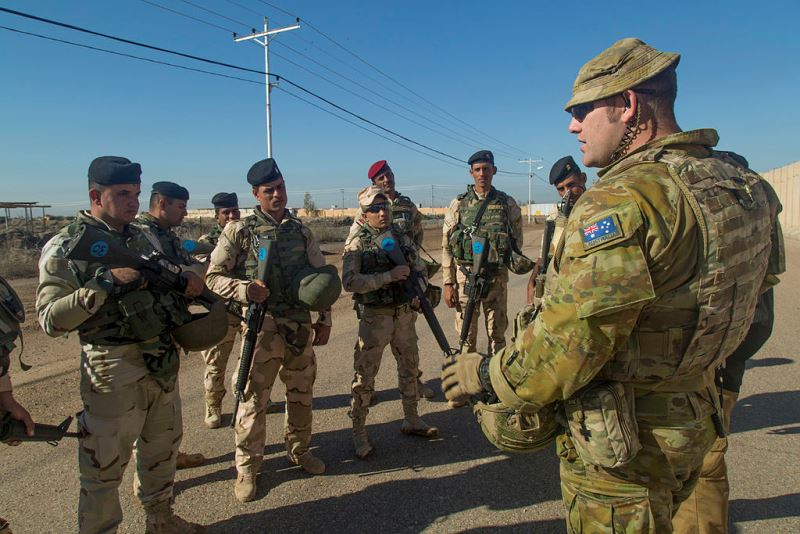 Conflict with China: Australia unveils plans to upgrade military
