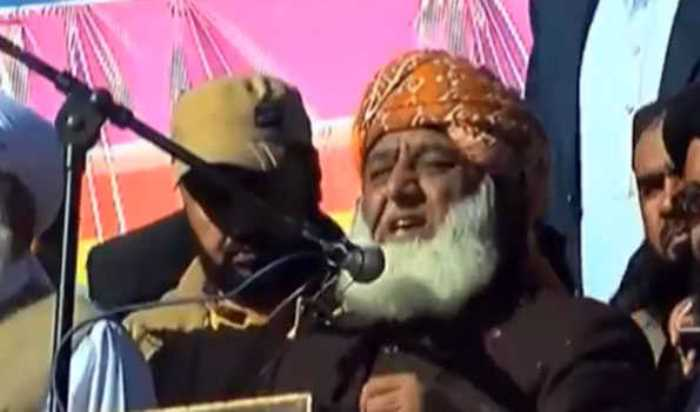 Pakistan PM Imran Khan is visionless: Maulana Fazalur Rehman