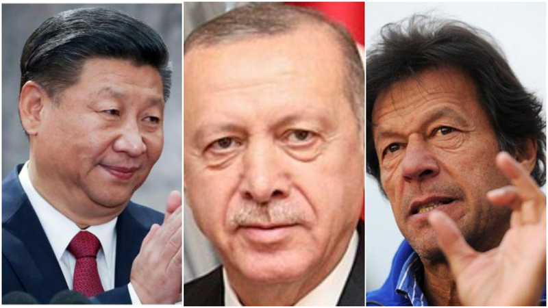 China-Pakistan-Turkey to be viewed with utmost caution: Think-tank
