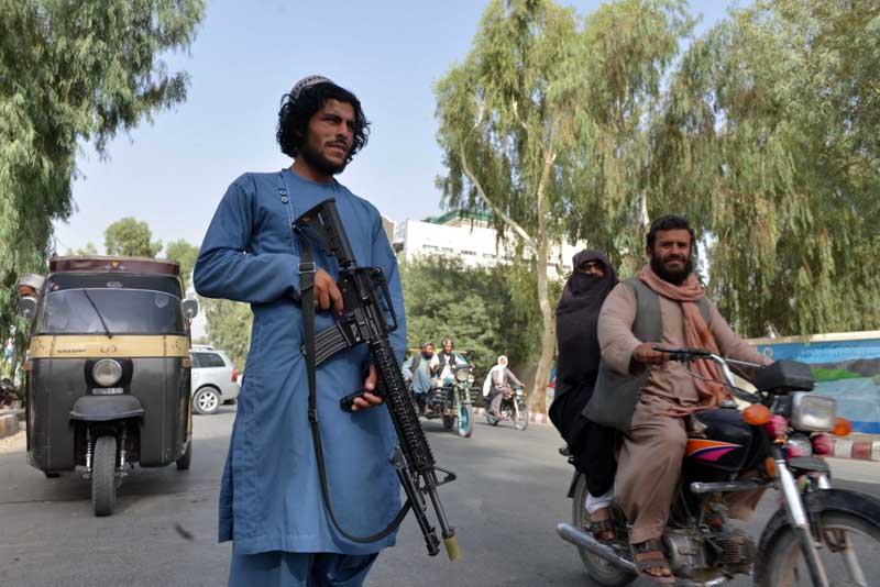 Taliban hang 4 bodies on public display, call it a lesson in 'kidnappings'