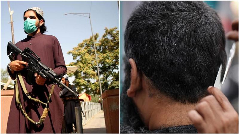 Taliban insurgents ban Helmand barbers from trimming beard as it 'breaches' interpretation of Islamic law