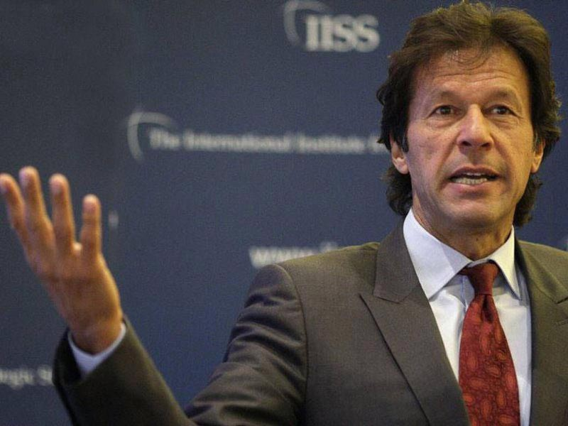 Don't sling mud on national institutions: Election Commission of Pakistan tells Imran Khan