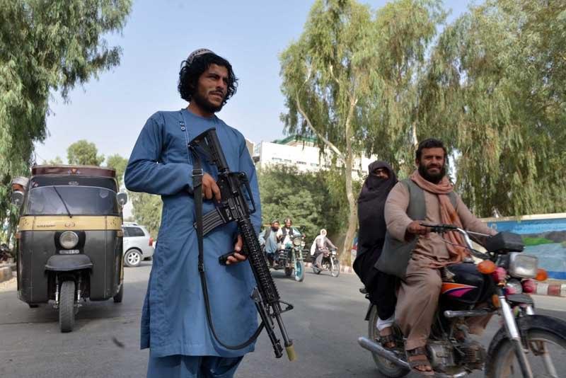 Afghanistan: Blast targeting Taliban insurgents left two people dead