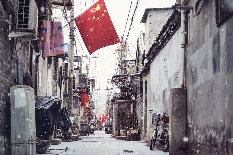 China marks lowest economic growth in several decades