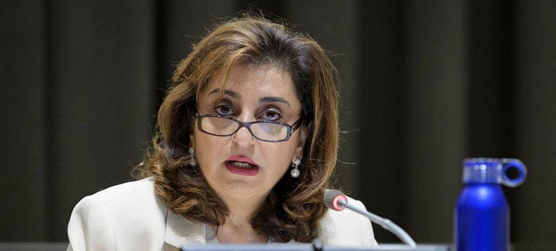 Gender equality 'champion' Sima Sami Bahous to lead UN Women