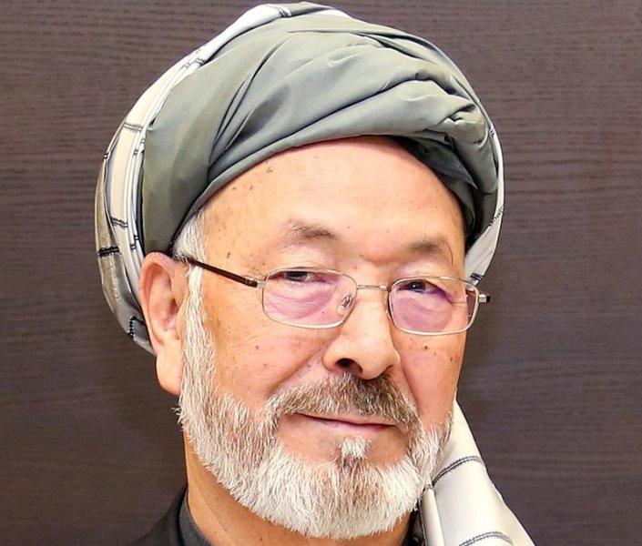 Afghanistan's former vice president Mohammad Karim Khalili warns against attacks against Hazara community