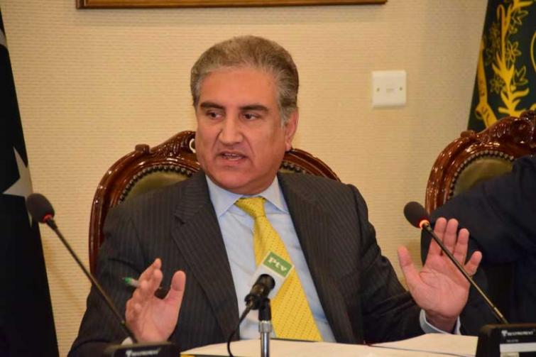 Pakistan's Qureshi invites Afghan foreign minister
