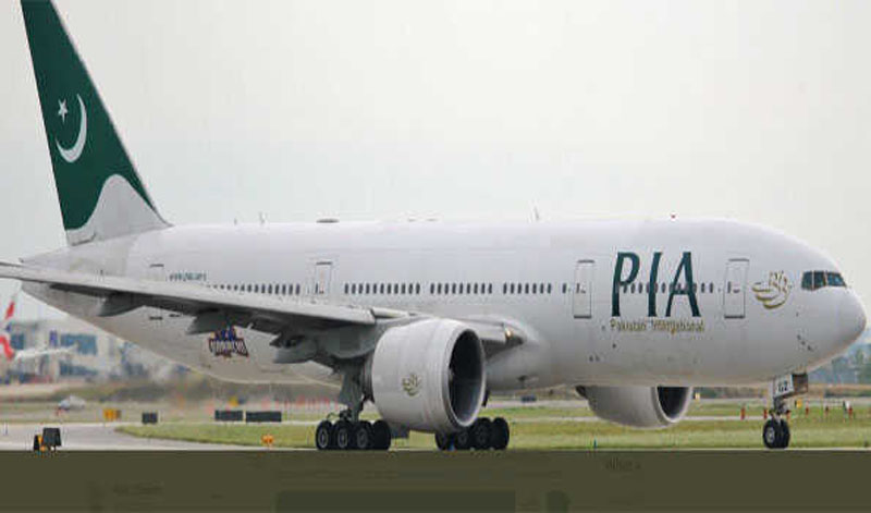 Grounded Pakistan International Airlines plane released by Malaysian court